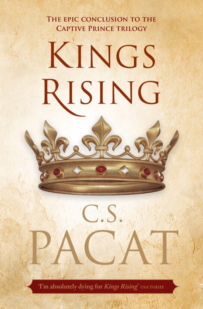 Captive Prince - Kings Rising Book