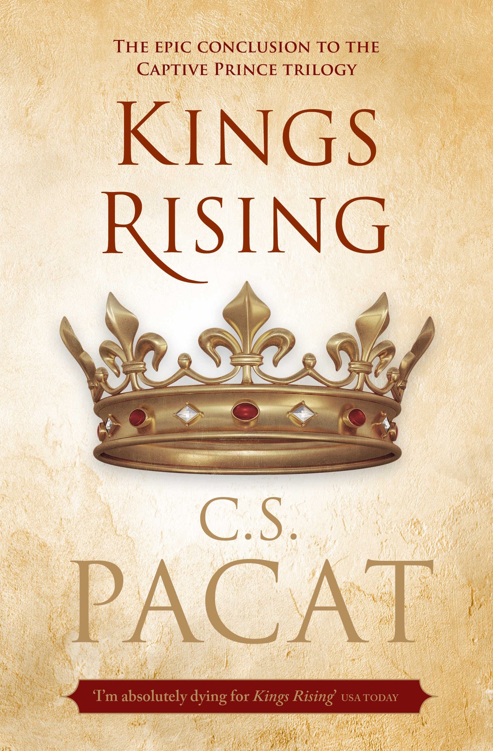Captive Prince - Kings Rising Book