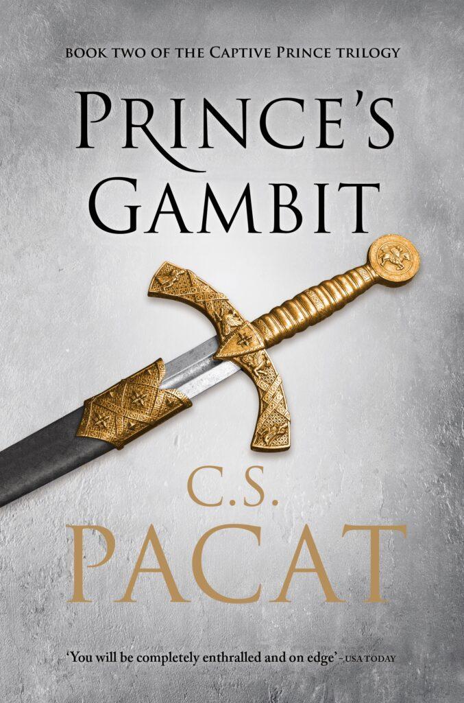 Captive Prince - Princes Gambit