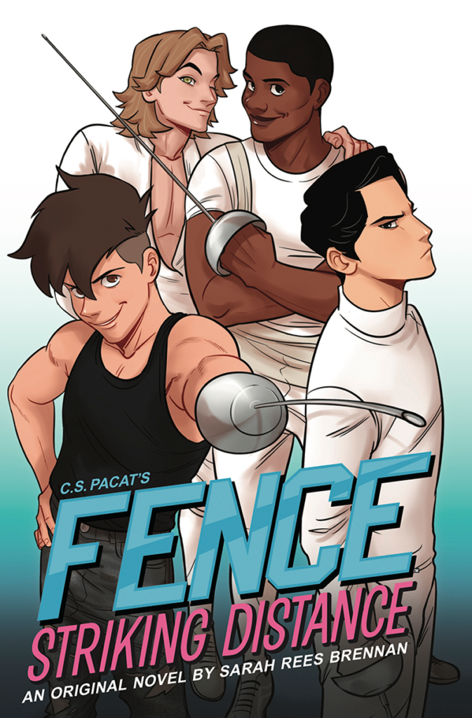 Fence Striking Distance Book